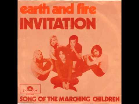 Earth & Fire - Invitation