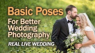 Basic Poses, Better Wedding Photography