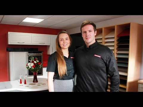 Stevenage & Ware Kitchen Showroom video