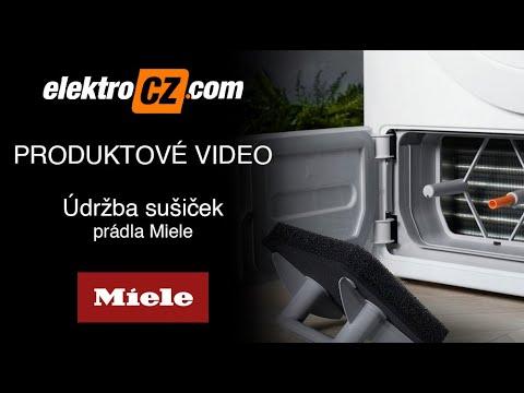 Údržba sušiček prádla Miele | Miele Center České Budějovice