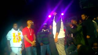 K-SHINE VS JOHN JOHN DA DON ( BOW WOW DIDNT WANT TO PUT THE BREAD UP HE CHANGED HIS MIND )
