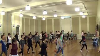 Cosmos   Line Dance By Junghye Yoon ( KOREA )