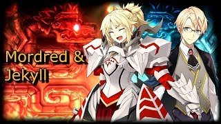 Mordred  - (Fate/Grand Order) - Mordred & Jekyll Dou vs Cheaters! [FGO]