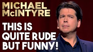 This Is Quite Rude, But Funny! | Michael McIntyre Netflix Special Streaming Now
