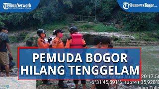 Seorang Pemuda di Bogor Hilang Tenggelam di Sungai Cisadane setelah Ikuti Rapat 17 Agustusan