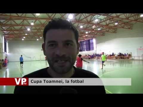 Cupa Toamnei, la fotbal
