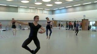 Inside The Bolshoi Ballets Daily Class