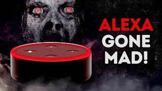 Alexa's Dark Side. My True Horror Story.