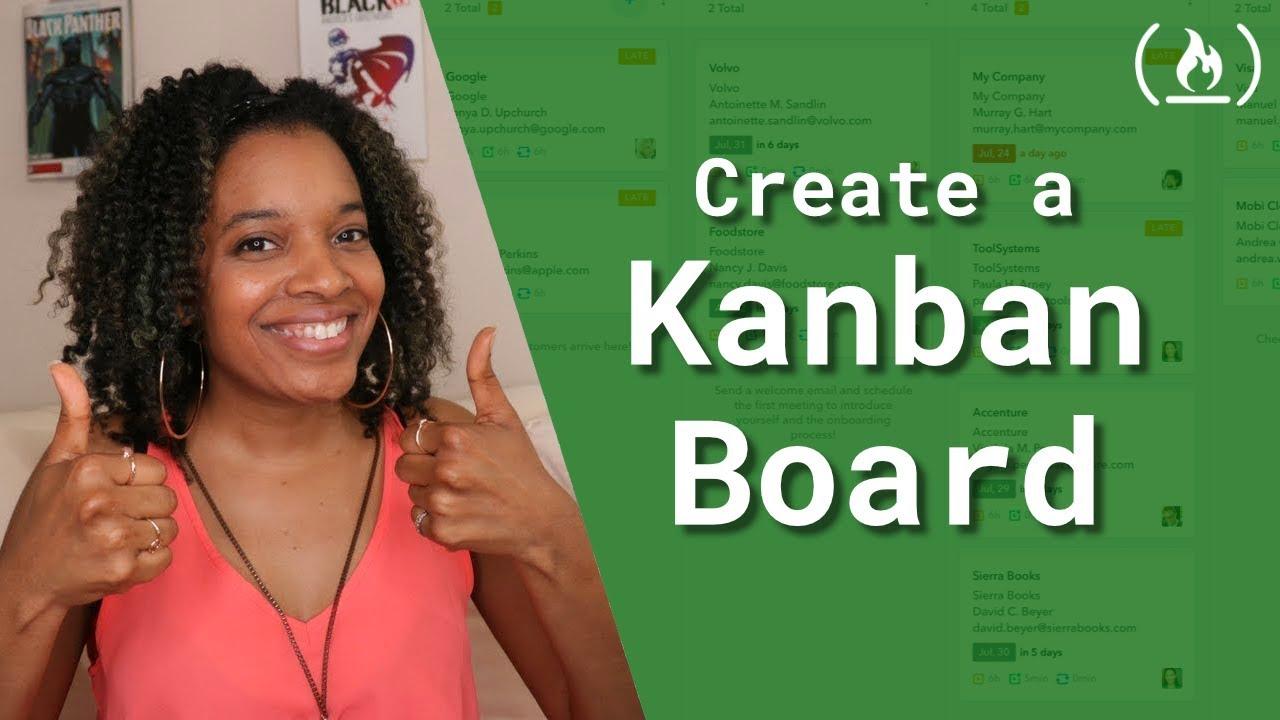 Create a Kanban Board