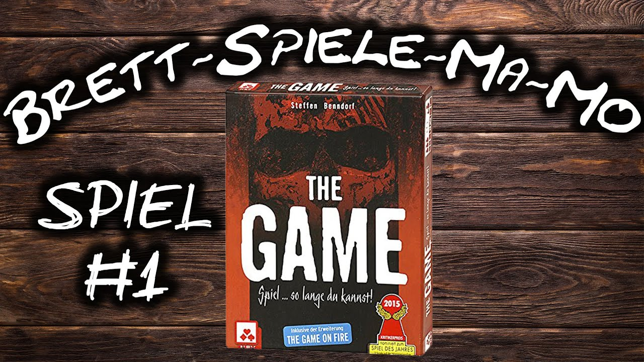 [Brett-Spiele-Ma-Mo] The Game (Runde 1)