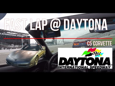 LOUD C5 Corvette @ Daytona
