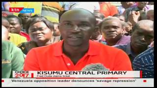 Fred Ouda claims the Kisumu MP seat following the recent quabbles in the ODM party primaries