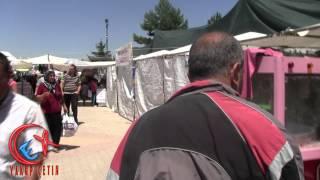 preview picture of video 'Konya İli Beyşehir İlçesi Genel Görünüm Tanıtım Videosu Temmuz - 2012'