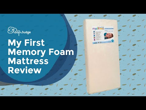 My First Memory Foam Mattress Review