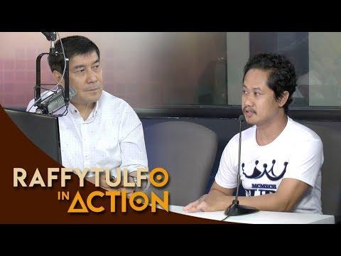 [Raffy Tulfo in Action]  KINAIN NG MAKINA ANG TATLO NIYANG DALIRI