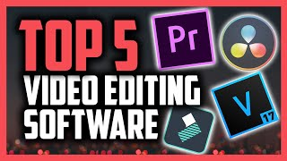 Best Video Editing Software in 2020 - For YouTube, Beginners & Experts