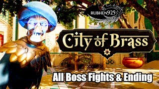 City of Brass (PS4) - All Boss Fights & Ending