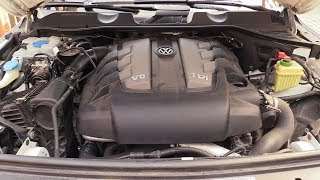 How to replace the engine air filter in a 3 2l v6 volkswagen touareg touareg 7p luftfilter wechseln v 6 3 liter diesel 245 ps fandeluxe Image collections