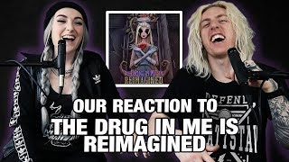 Wyatt and Lindsay React: The Drug In Me Is Reimagined by Falling In Reverse