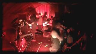 cattle decapitation live @ the zombie ball Tahoe 2016 American Legion Hall