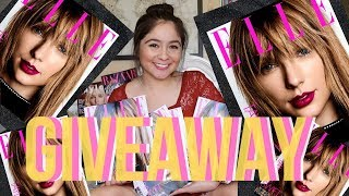 Taylor Swift ELLE Magazine GIVEAWAY! (CLOSED)