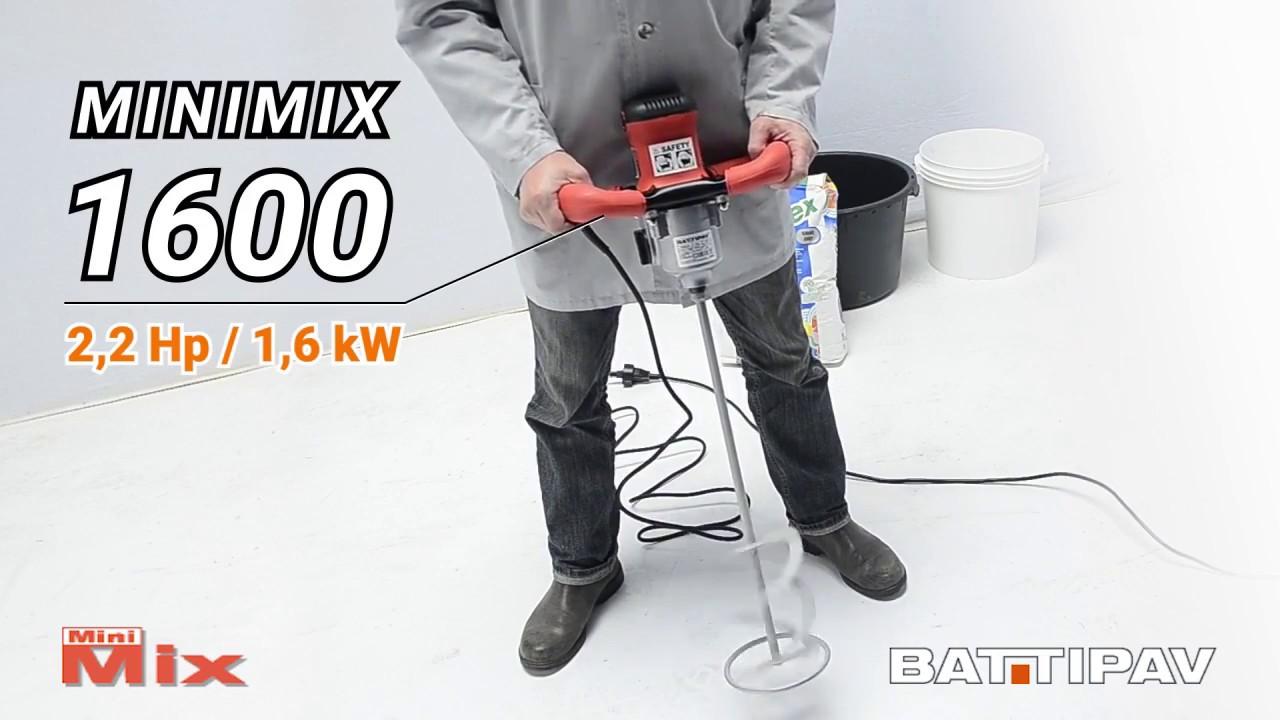 Мини миксер Mini Mix 1600