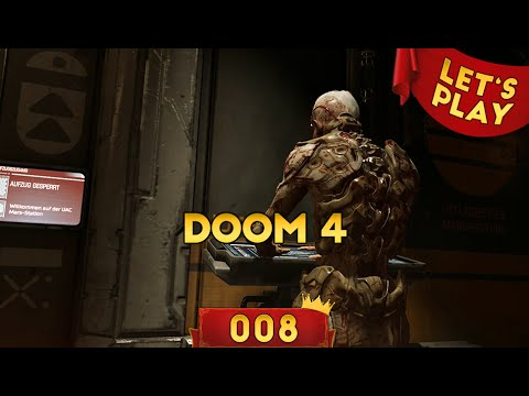 Doom 4 #008 - Gebt der Frau ein Rollator [Let's Play Doom 2016|Deutsch|German]
