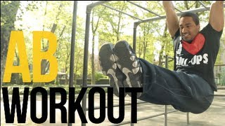 Ed from Barstarzz - Ab Workout for Strong Core & Ripped Abs