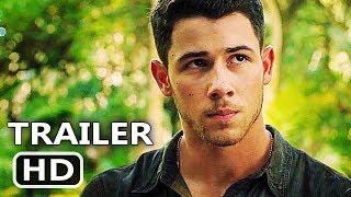 "JUMANJI 2 ""Nick Jonas"" Trailer (Action - 2017)"