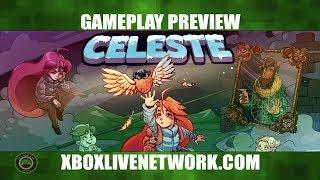Celeste Gameplay on Xbox One With Elemental Yoshi