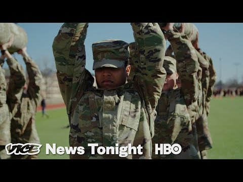 What It Takes To Pass The Army's Combat Fitness Test (HBO)