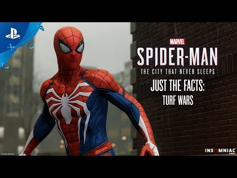 Marvel's Spider-Man: Turf Wars – Just the Facts | PS4 thumbnail
