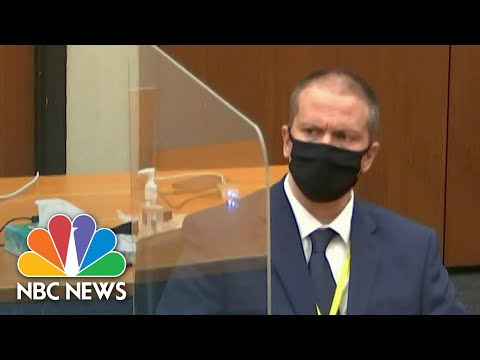 Jury Selection Delayed In Derek Chauvin Trial | NBC Nightly News