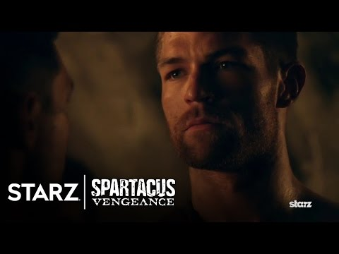 Spartacus: Vengeance (Behind the Scene 'The Brotherhood')