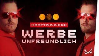 Kraftwwwerk - Werbeunfreundlich (Offizielles Musikvideo)