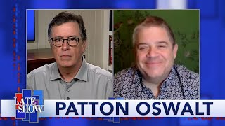 """Patton Oswalt On How It Felt To Make The Docuseries """"I'll Be Gone in the Dark"""" thumbnail"""