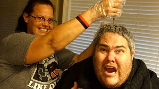 THEY DYED MY HAIR (PRANK!)