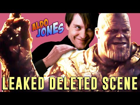 AVENGERS: ENDGAME ALTERNATIVE ENDING (SPOILERS) | LEAKED DELETED SCENE