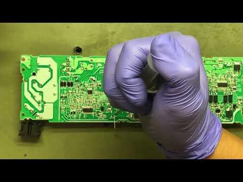 PS4 Slim SAD-003 No Power - Component-Level Diagnosis and