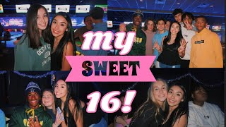 My Sweet 16th Birthday Party Vlog! | Susie Barroeta
