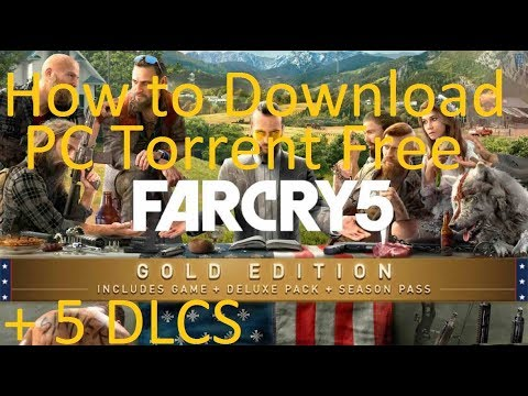 Download FAR CRY 5: GOLD EDITION – V1.011 + 5 DLCS PC Torrent Free By FItgirl