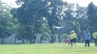 slow f2d combat Nopias vs rizal riswandi  liga seri 1 2013