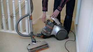 Vax Air Silence C86-AW-PHE Bagless Vacuum Cleaner Unboxing & First Look