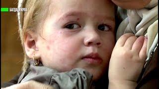 «Мама, мама!»: девочка из приюта в Багдаде узнала в сбежавшей к террористам россиянке мать