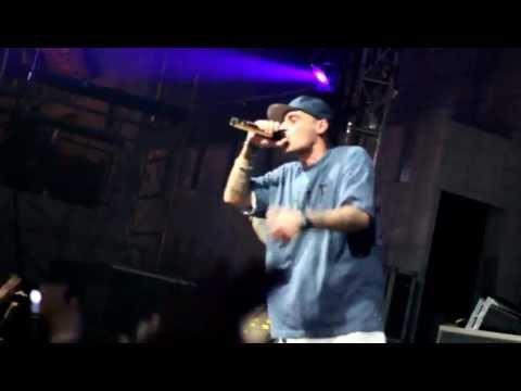 Guf - Моя игра (Live @ Днепропетровск 6.04.2012)