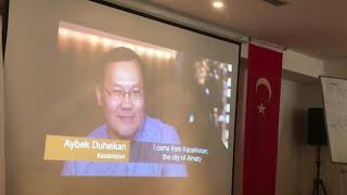 Путь сообщества Easybizzi  Турция  14 10 2018 Анатолий Илле с переводом на турецкий