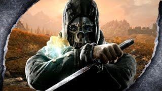 ▶Skyrim Remastered: Corvo Armor & Sword Mod *Dishonored* ♦️MOD SHOWCASE♦️   Killerkev ✔️