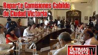 preview picture of video 'Reparte Comisiones Cabildo de Ciudad Victoria'