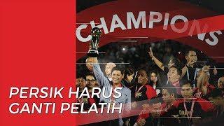Kembali ke Kasta Tertinggi Sepak Bola Indonesia, Persik Harus Ganti Pelatih