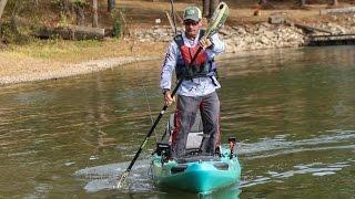 Beginner's Tips for Kayak Fishing